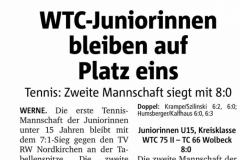 WTC Zeitungsartikel - 208 von 316