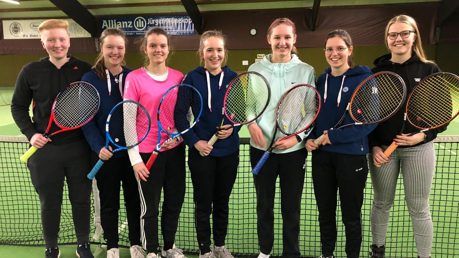 Das Meldeverfahren des Westfälischen Tennisverbandes für die Sommersaison 2021 ist abgeschlossen.