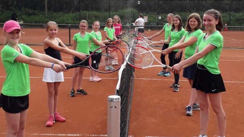 Tennismannschaftswettbewerbe beginnen 5./6. Juni